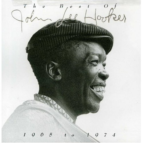 BEST OF JOHN LEE HOOKER BY HOOKER,JOHN LEE (CD)